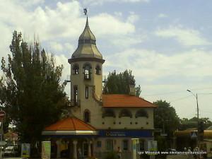 Трамвайная подстанция, пересечение ул. Советская и пр. Ленина