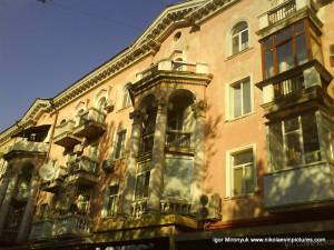 Архитектура Николаева, ул. Советская