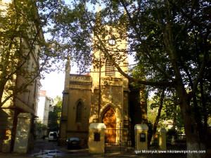 Евангелическо-лютеранская община Христа Спасителя