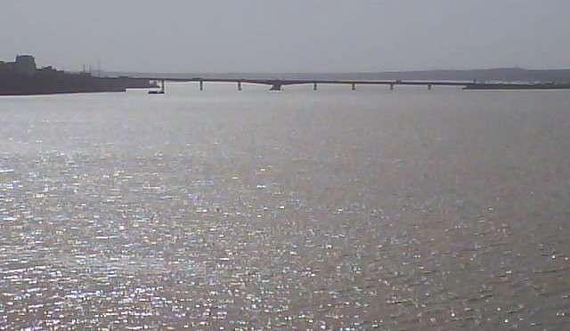 Варваровский мост через реку Южный Буг.
