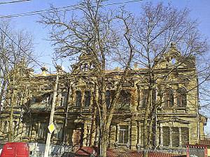 Дом Г.А. Властелицы на Фалеевской