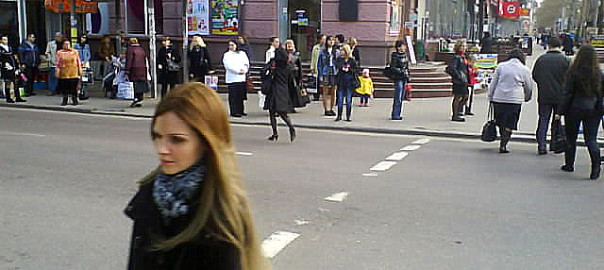 Девушки Николаева