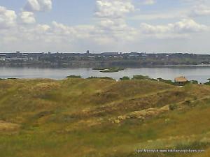 Остров Константиновская батарея