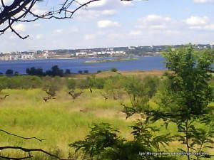 Остров Константиновская батарея, Бугский лиман и прибрежная долина