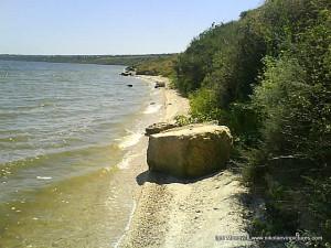 Вот такой берег.